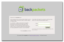 backpackets